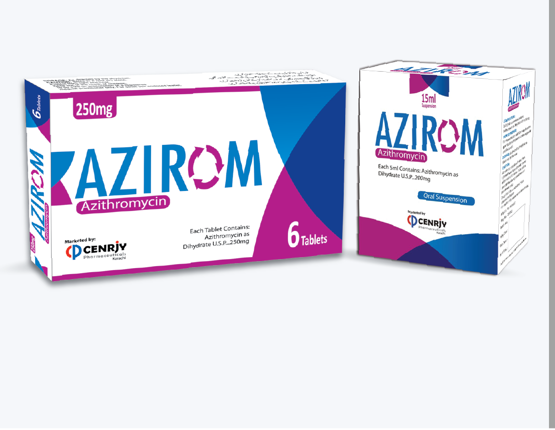 Azirom-Tablet