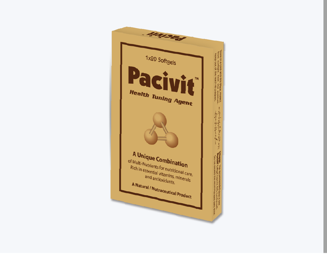 pacivit-softgel